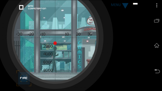 Поиск цели - Clear Vision 3 для Android