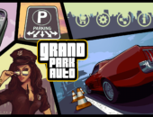 Меню - Grand Park Auto для Android