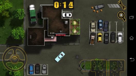 Парковка - Grand Park Auto для Android