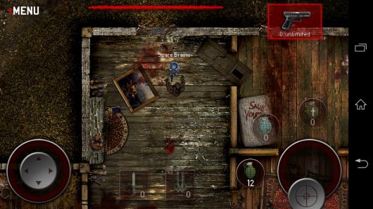Перестрелкаа - SAS: Zombie Assault 3 для Android