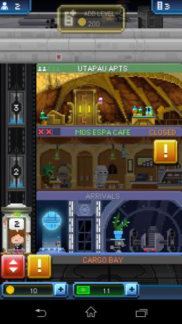Темная звезда - Star Wars: Tiny Death Star для Android