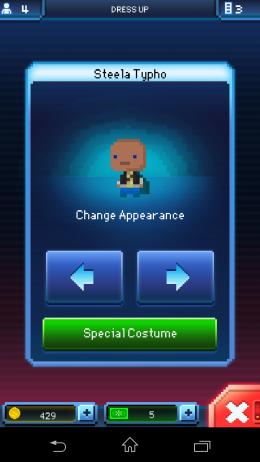 Внешний вид рабочего - Star Wars: Tiny Death Star для Android