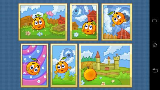 Уровни - Cover Orange: Journey для Android