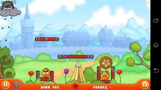 Злая туча - Cover Orange: Journey для Android