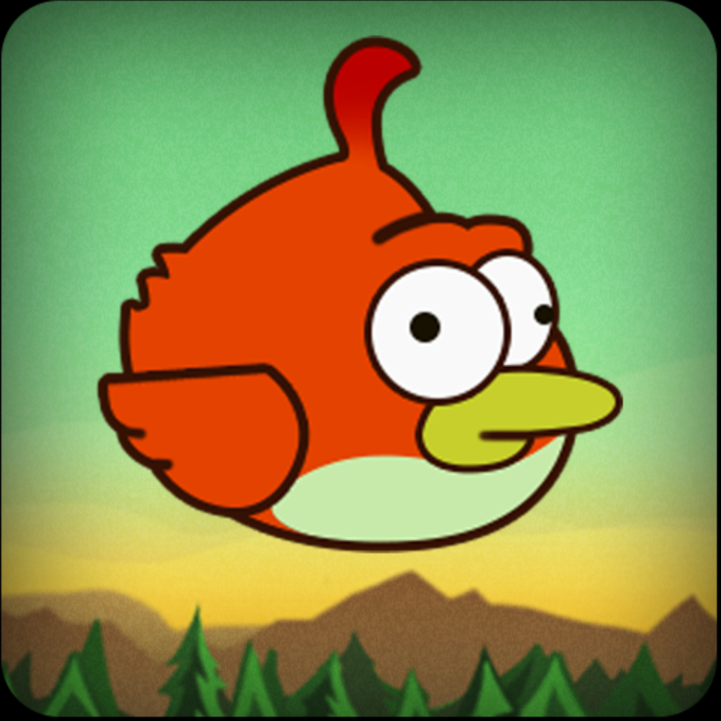 Иконка - Clumsy Bird для Android