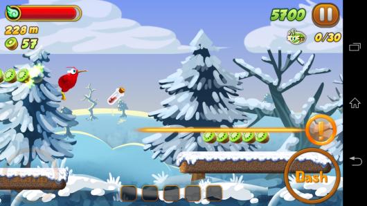 Атака киви - Kiwi Dash для Android