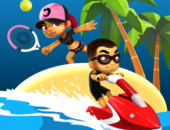 Иконка - One Button Sports для Android