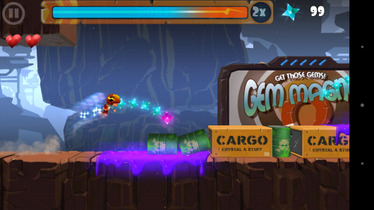 Препятствия - Rock Runners для Android