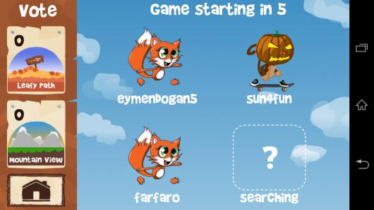 Игроки - Fun Run для Android