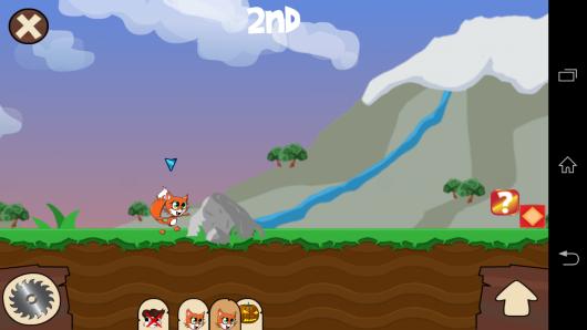 Управление - Fun Run для Android