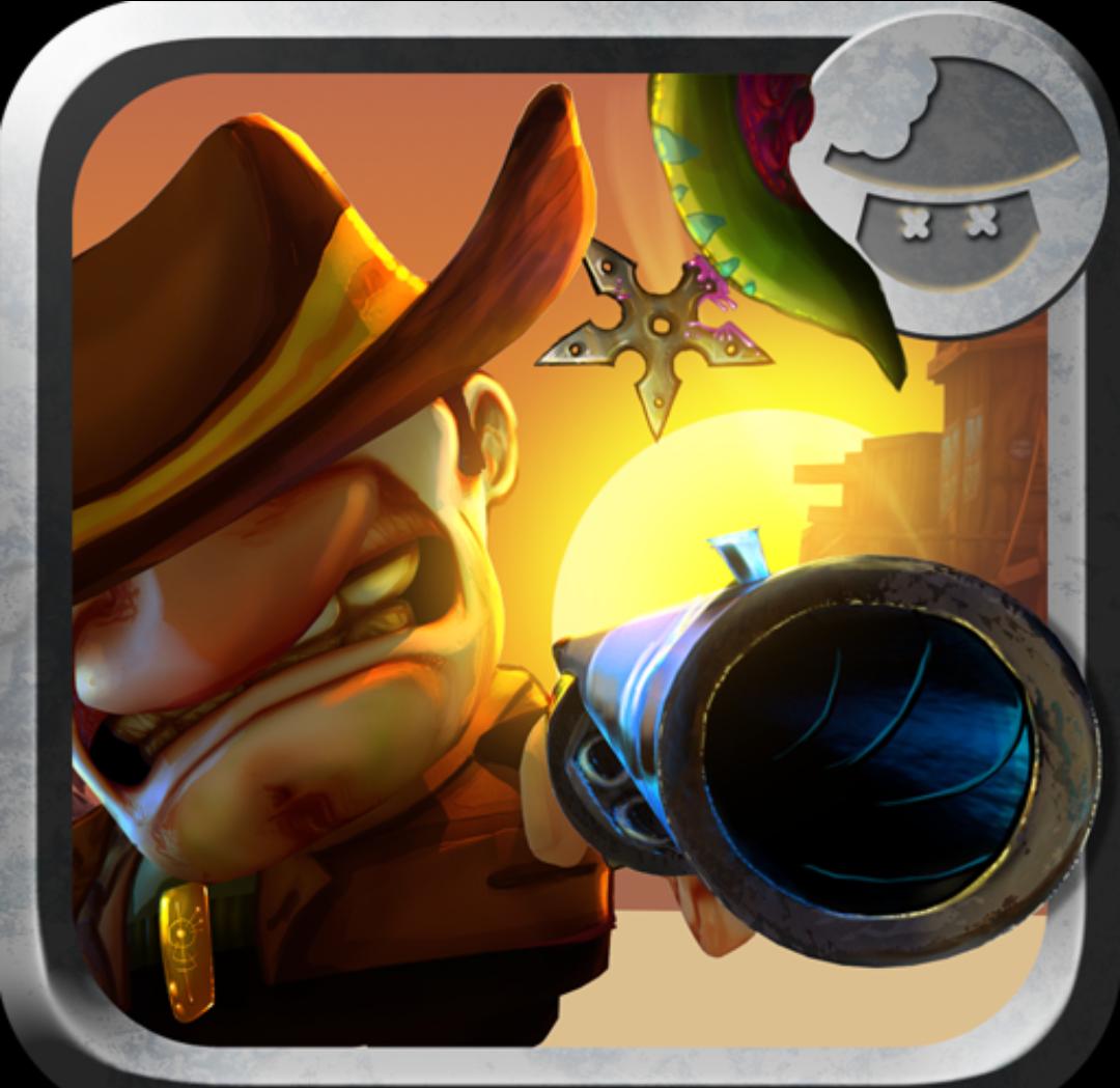 Иконка - Western Mini Shooter для Android