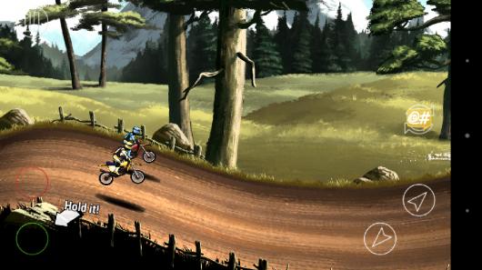 Заезд - Mad Skills Motocross 2 для Android