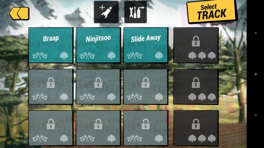 Уровни - Mad Skills Motocross 2 для Android