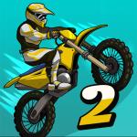 Иконка - Mad Skills Motocross 2 для Android