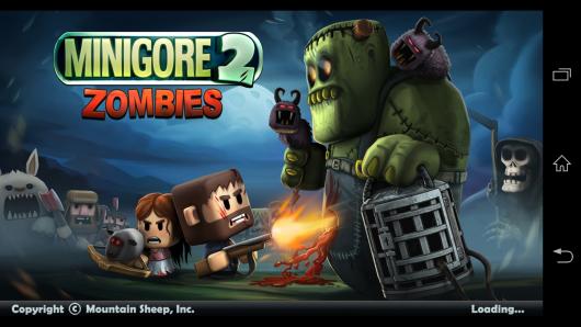 Логотип - Minigore 2: Zombies для Android