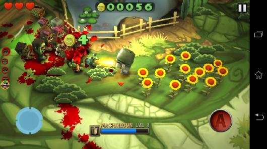 Стрельба - Minigore 2: Zombies для Android