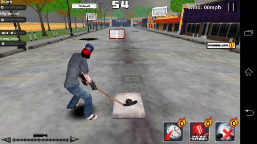 1 уровень - Gongshow Saucer King для Android