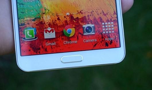 Samsung Galaxy S5 все же получит сканер отпечатка пальцев