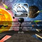 SpaceShip Commander – спасаем планеты