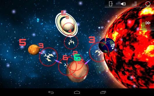 Последняя планета - SpaceShip Commander для Android