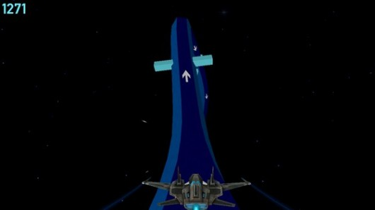Spacer – гонка по спирали
