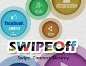 Интересная головоломка Swipe Off для Android
