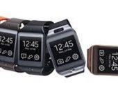 Новые часы Samsung Gear 2 и Gear 2 Neo в разных цыетовых решениях