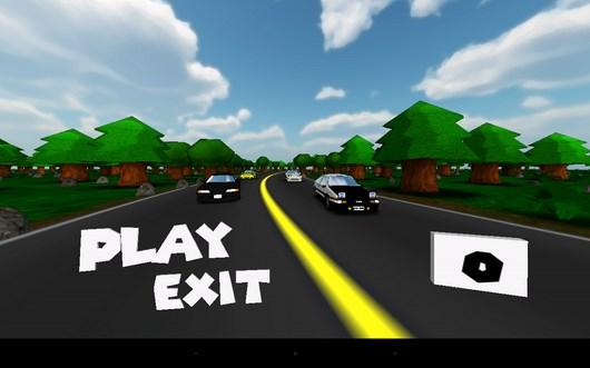 Гонки дрифт по загородным трассам Tofu Run Demo для Android