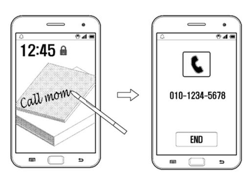 Схема двух телефонов