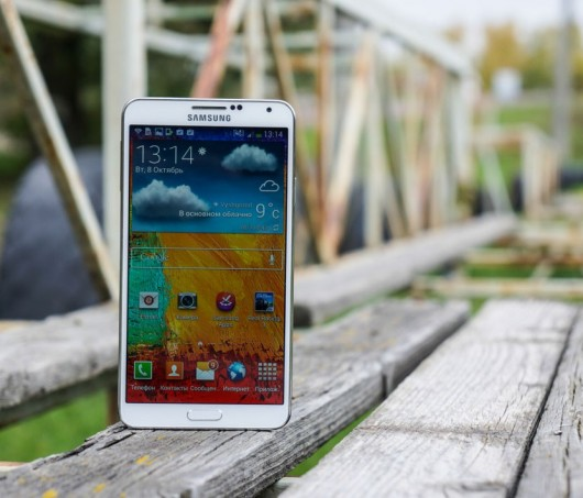 Дисплей Samsung Galaxy Note III