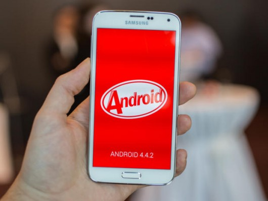 Android 4.4.2 на Samsung Galaxy S5