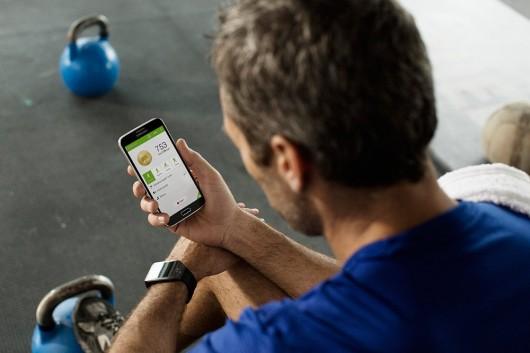 функция измерения пульса на Samsung Galaxy S5