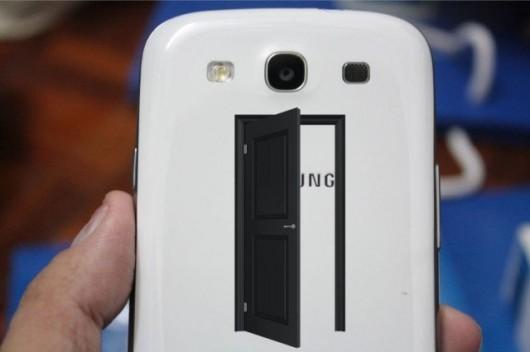 брешь в безопасности устройств Samsung