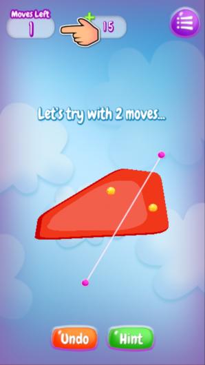 Разрезаем желе - Jelly Slice для Android