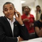 Барак Обама переходит на Samsung