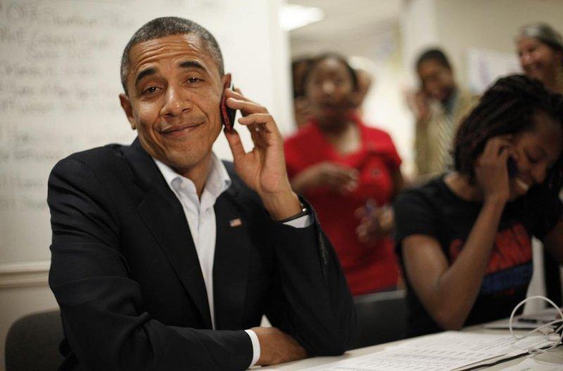 Телефон президента США