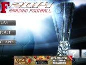 Футбольный симулятор Amazing Football 2014 для Android