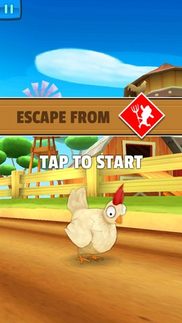 Начало побега - Animal Escape для Android