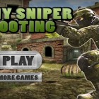 Army Sniper Shooting – меткий стрелок