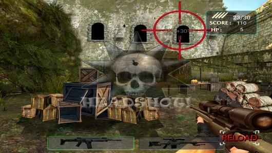 Меткий выстрел в голову - Army Sniper Shooting для Android