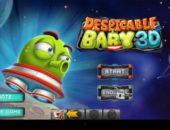 Гоняем по тоннелю в Despicable Baby 3D для Android