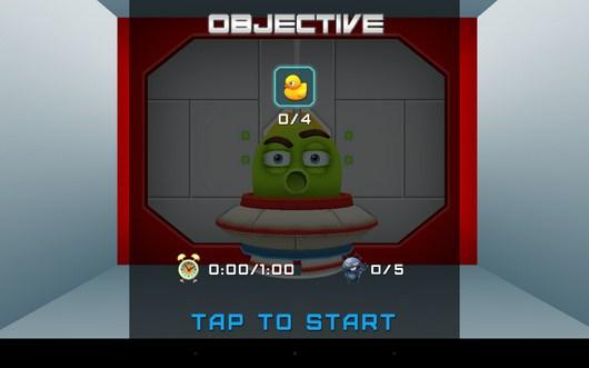 Задание этапа - Despicable Baby 3D для Android