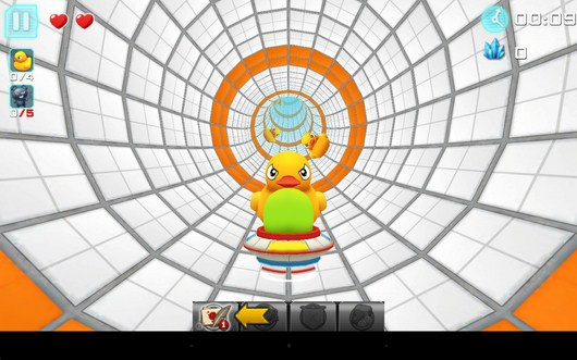 Начало гонки - Despicable Baby 3D для Android