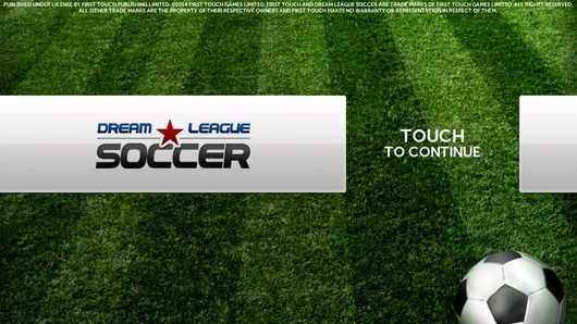 Футбольный симулятор Dream League Soccer для Android