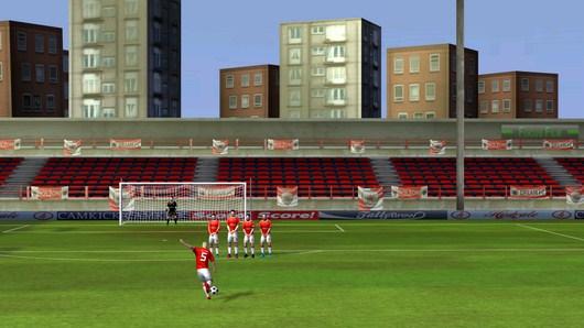 Тренировка - Dream League Soccer для Android