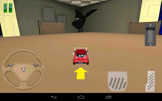 Первая парковка - Driving Simulator 3D для Android