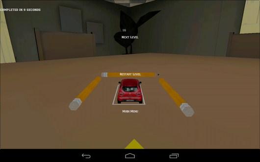 Парковка между карандашами - Driving Simulator 3D для Android