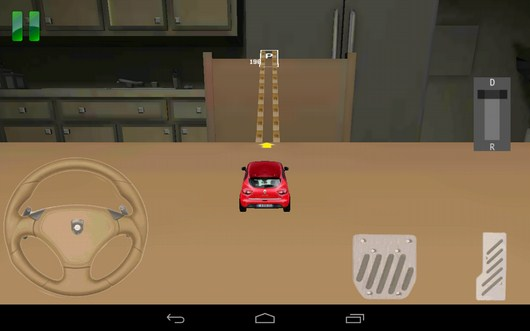 Усложнение задачи - Driving Simulator 3D для Android