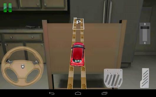Взбираемся вверх - Driving Simulator 3D для Android