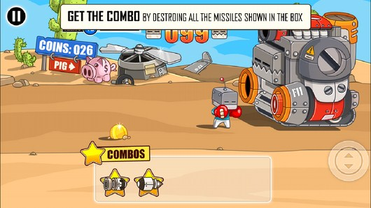 Маневры - Endless Boss Fight для Android